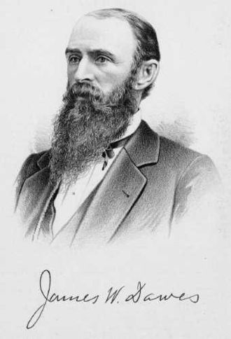 James W. Dawes - Image: James William Dawes