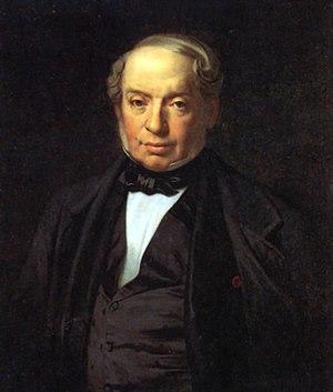 James Mayer de Rothschild - Image: James de Rothschild
