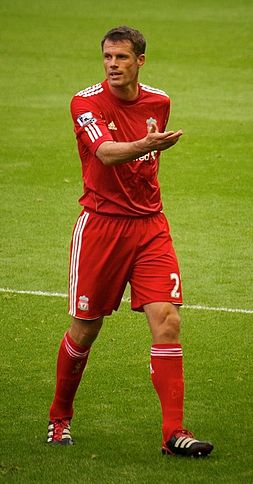 Jamie Carragher Liverpool vs Bolton 2011.jpg