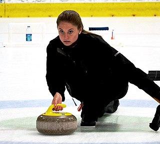 Jamie Sinclair Canadian-American curler