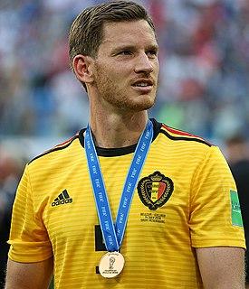 Jan Vertonghen Belgian association football player (born 1987)