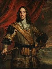 Portrait of Cornelis de Witt (1623-72), Burgomaster of Dordrecht and lord lieutenant of Putten