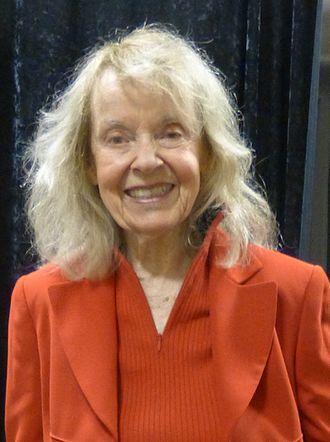 Janet Waldo - Waldo in 2013