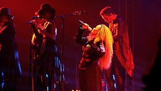 """Got 'til It's Gone - Jackson performing """"Got 'til It's Gone"""" during her Unbreakable World Tour."""