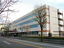 Japan Pension Service Headquarters1.JPG