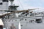 Japanese Battleship Mikasa at Yokosuka - 2013 - 02.JPG