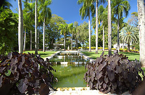 University of Puerto Rico at Mayagüez - Chancellor House gardens