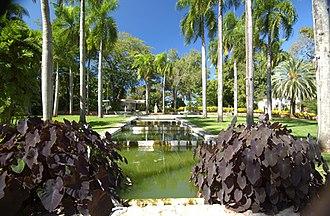 University of Puerto Rico at Mayagüez - Chancellor House gardens