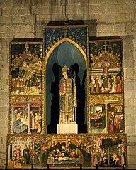 Retaule de Sant Miquel i Sant Nicolau