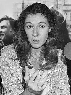 Jeanine Meerapfel German-Argentine film director, screenwriter and film lecturer