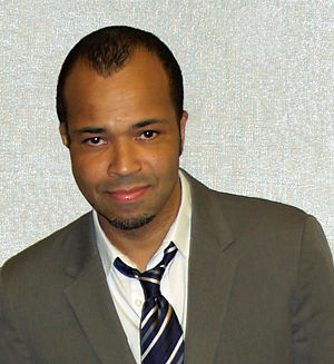 Jeffrey Wright - Wright at the Tribeca Film Festival on April 28, 2007.