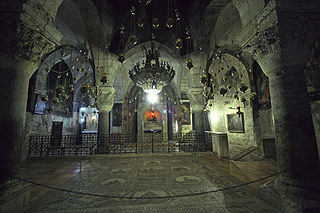 church building in Jerusalem