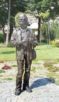 Jerzy Grotowski wOpolu