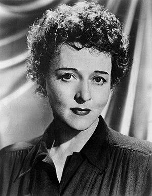Jessie Royce Landis - Landis in 1954