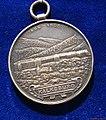 Jesuit College Silver Medal 1906 Commemorating 50 Years Kollegium Kalksburg near Vienna.Obverse..jpg