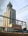Jiangsu Nanjing Xuanwu - Longpan Road IMG 6479 Nanjing Shuguang International Hotel.jpg
