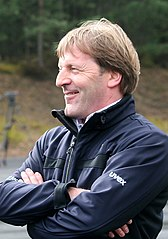 Joachim Winkelhock w Opel Performance Center