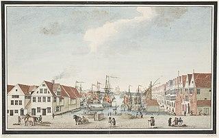Brygge i Bergen