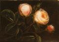 Johan Laurentz Jensen - Tre roser.png