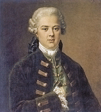 Hanseaten (class) - Johann Hinrich Gossler of the Hanseatic Berenberg-Gossler-Seyler banking dynasty, who married Elisabeth Berenberg and became owner of Berenberg Bank