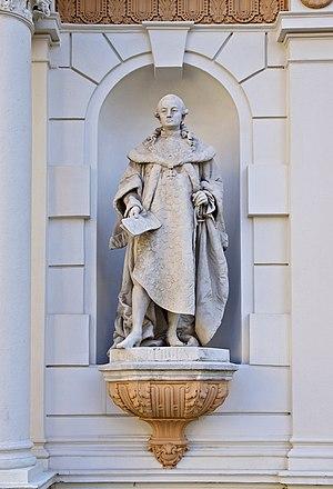 Johann Anton von Pergen - Image: Johann Anton Graf von Pergen 1725 1814 Vienna