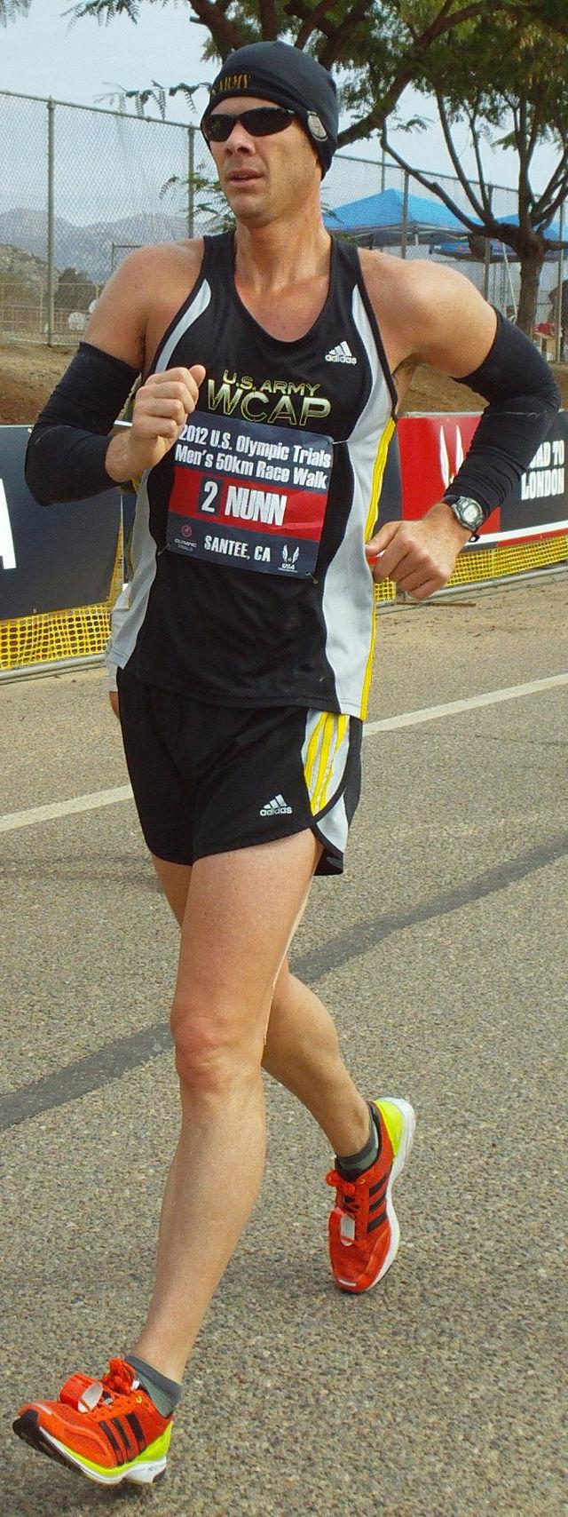 Amber Clayton Wikipedia john nunn (racewalker) - wikiwand