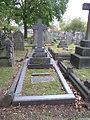John Parsons Royal Navy grave at City of Westminster Cemetery, Hanwell.JPG