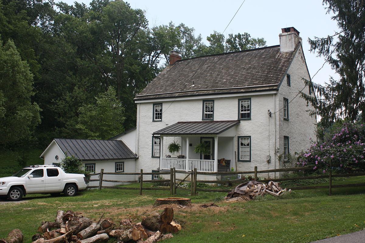 John powell house wikipedia for Powell house