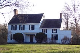 John Van Doren House, Millstone, NJ - north view.jpg