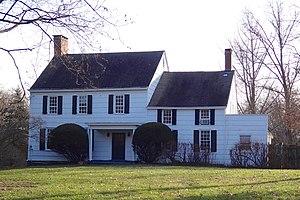 Millstone, New Jersey - John Van Doren House
