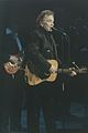 Johnny Cash at the University Concert Hall, Limerick 1993 (9423657412).jpg