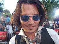 Johnny Depp, maj 2007