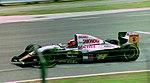 Johnny Herbert - Lotus 109 at the 1994 British Grand Prix (32541408385).jpg