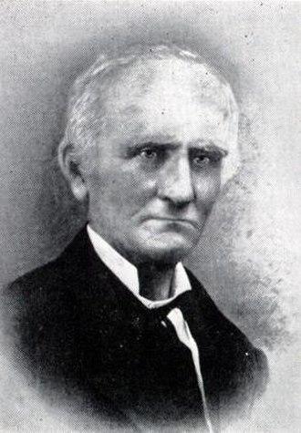 Jonathan Worth (governor) - Image: Jonathan Worth (North Carolina)