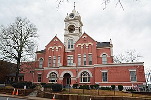 Jones County Courthouse