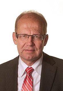 Joop Atsma Dutch politician,