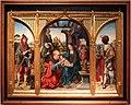 Joos van cleve, adorazione dei magi, 1525 ca. 01.jpg