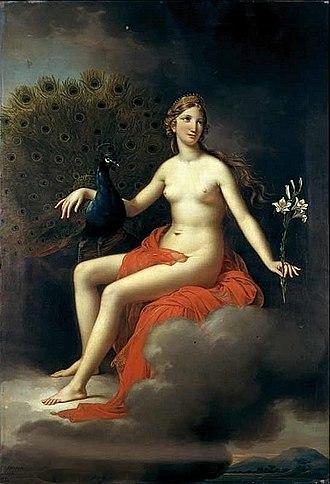 1832 in art - Image: Joseph Paelinck Juno, 1832
