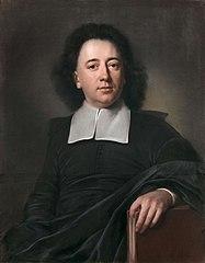 Portrait de l'abbé Ambroise Lalouette