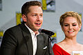 Josh Dallas & Jennifer Morrison (14775861148).jpg