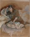 JulesPascin-1912-A Sitting Italian Girl.png