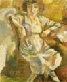 JulesPascin-1918-Hermine Sitting on a Chair.png