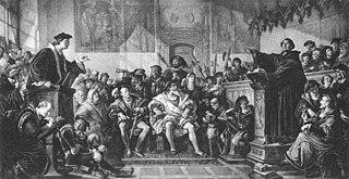 Leipzig Debate Debate between Lutheran reformers and a Dominican friar in 1519