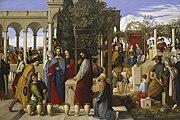 Julius Schnorr von Carolsfeld - The Wedding Feast at Cana - WGA21013.jpg