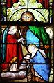 Jumilhac église vitrail transept (1) détail (6).JPG