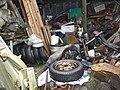 Junk (in tin sheds at Raven Flatt) - geograph.org.uk - 621038.jpg