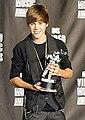 Justin Bieber - MTV Video Music Awards 2010 cropped.jpg