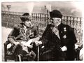 Kálmán Kánya and Béla Imrédy on the terrace of the Sándor Palace.png