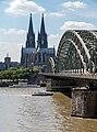 Köln, Hohenzollernbrücke -- 2014 -- 1874.jpg