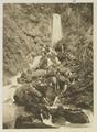 KITLV - 26908 - Kleingrothe, C.J. - Medan - Petani waterfall at Bandar Baru, East Coast of Sumatra - circa 1905.tif